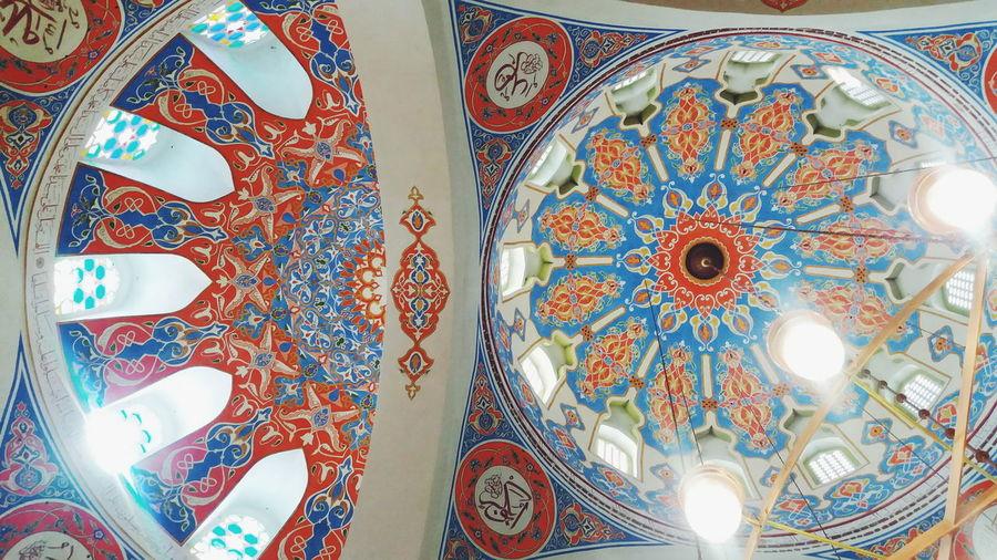 Mosque Ferhadija in Banja Luka is finally renewed, and looks stunning of course... Mosque Arabesque Banja Luka Beauty