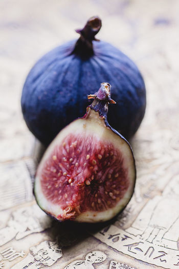 figs Breakfast Close-up Day Delicious Fig Figs Food Food And Drink Fresh Freshness Fruit Healthy Healthy Eating Indoors  Ingredient No People Nutrition Organic Purple Raw Sweet Tasty Vegan