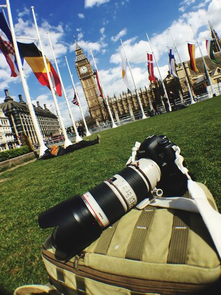 Big Ben Resting London LONDON❤ Bigben Canon 5d Mark Lll Canon 70-200 F2.8 L IS-II London_only Westminster Tenerife