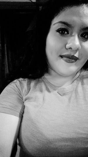 🎀 Beautiful ♥ Blackandwhite Cute♡ Mexican Girl ❤
