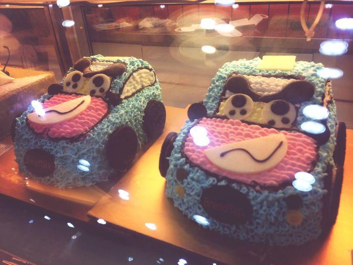 Awe how cute !! Cake