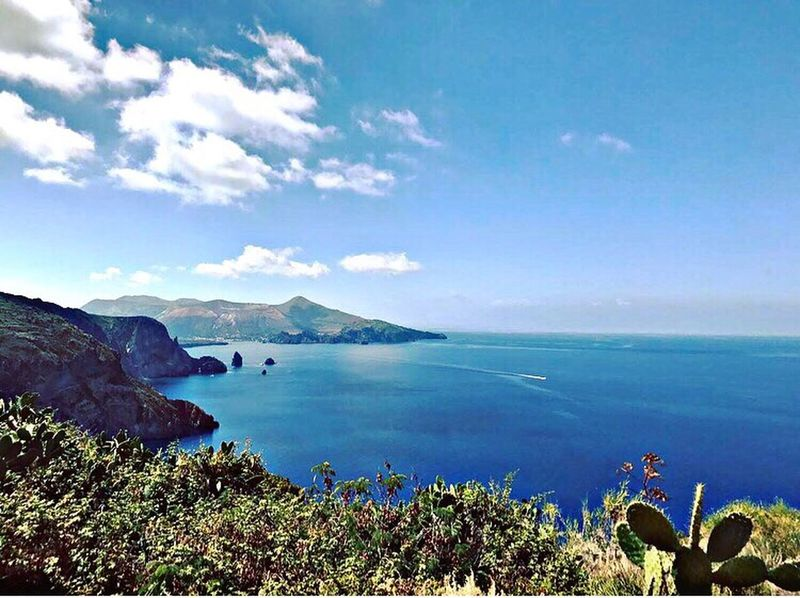 Lipari-Isole Eolie Scenics Sea Beauty In Nature Nature Water Tranquil Scene Tranquility Sky Idyllic Day Outdoors Mountain No People Blue Plant Horizon Over Water Landscape Lipari Island Isole Eolie Sicily Lipari, Landscape EyeEm Nature Lover EyeEm Best Shots - Nature EyeEm Best Shots - Landscape Sommergefühle The Week On EyeEm Summer Exploratorium