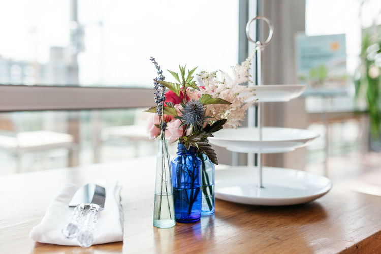 Bouquet Breakfast City Day Dining Table Flower Flower Arrangement Focus On Foreground Indoors  No People Table Vase Wedding