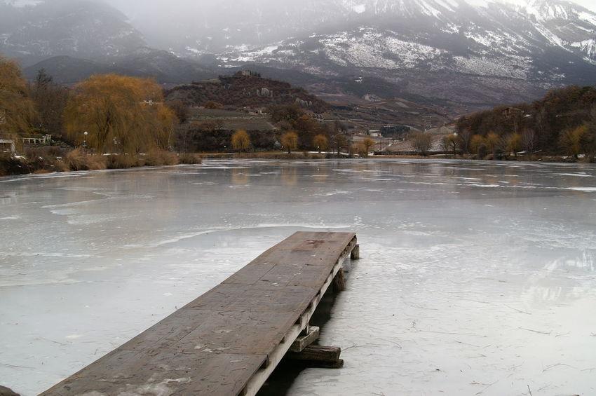 Gerundensee Eis Gerundensee Ice Kalt Kälte Lake Nature See Tranquility Winter Wintermorgen Winterwonderland