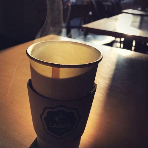Morning Coffee Coffee Sabor