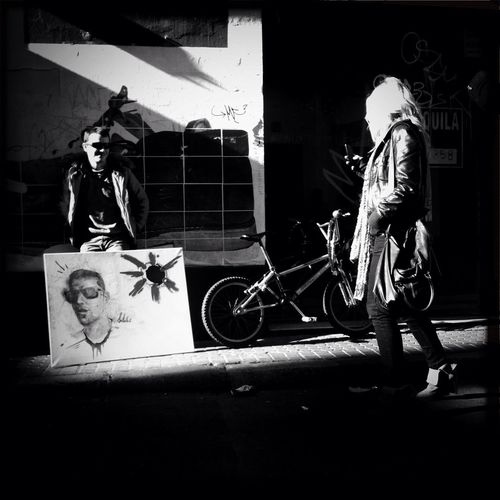 Streetphotography Shootermag Bw_collection Art Cicus