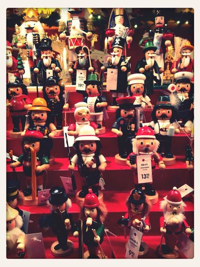 Christmasmarket Berlin Tchotchkies