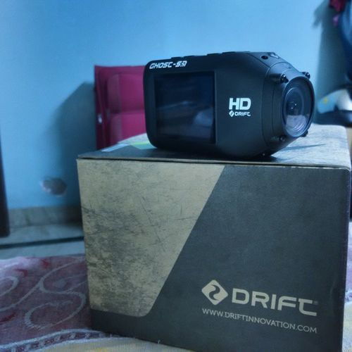 New addition to my Photography bag Excited Drift Ghost Ghosts Iamlovingit Underwater Sports Actioncam Slowmotion Ankitdogra