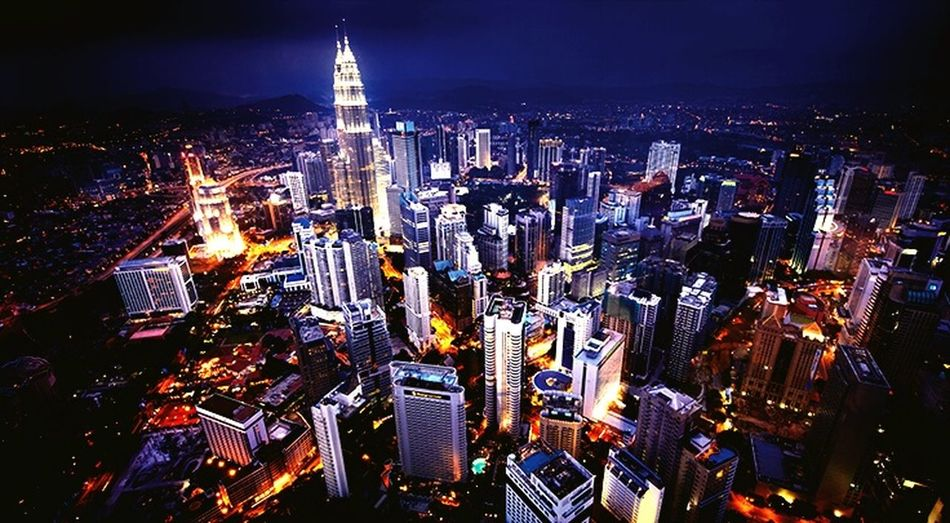Kuala Lumpur City skyline First Eyeem Photo
