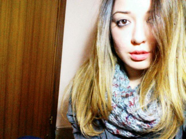 Blonde Long Hair Happy :) Follow4follow Folllowme Likeforlike Instalike Smile