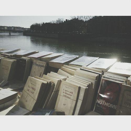 Lyon Pontlafeuille Oldbooks Spring