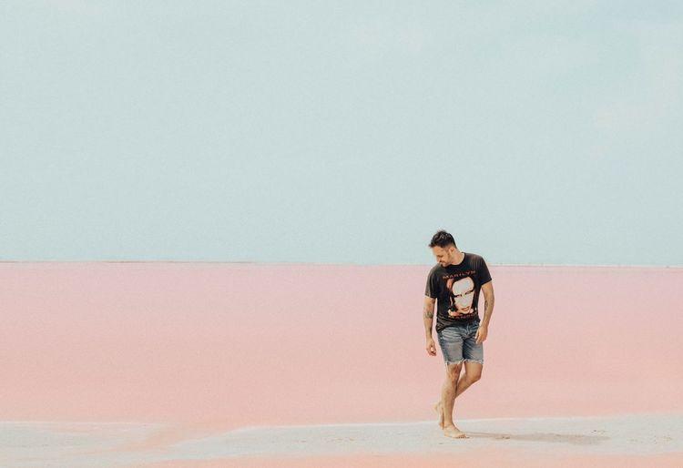 Pink Sea Sea Sea Salt Ocean My Best Travel Photo EyeEmNewHere EyeEmNewHere