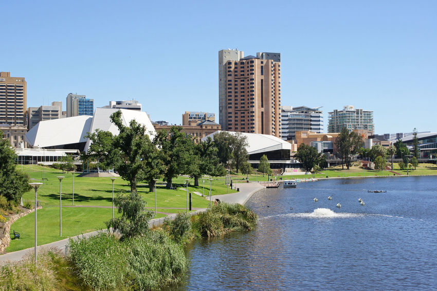 Adelaide, Australia Adelaide Architecture Building Exterior Built Structure City Cityscape Down Under Human Settlement Modern No People Outdoors Panorama River Sightseeing Skyscraper South Australia Tourism Tourism Destination Tourist Attraction  Town Travel Travel Destinations Urban Skyline Vacations Water
