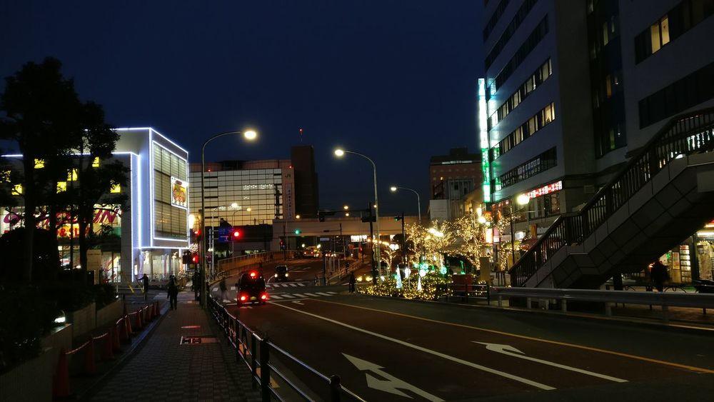 Japan, crossing street, neon, night, no people, raw picture, Sky , Tokyo Japan Photos Japanese