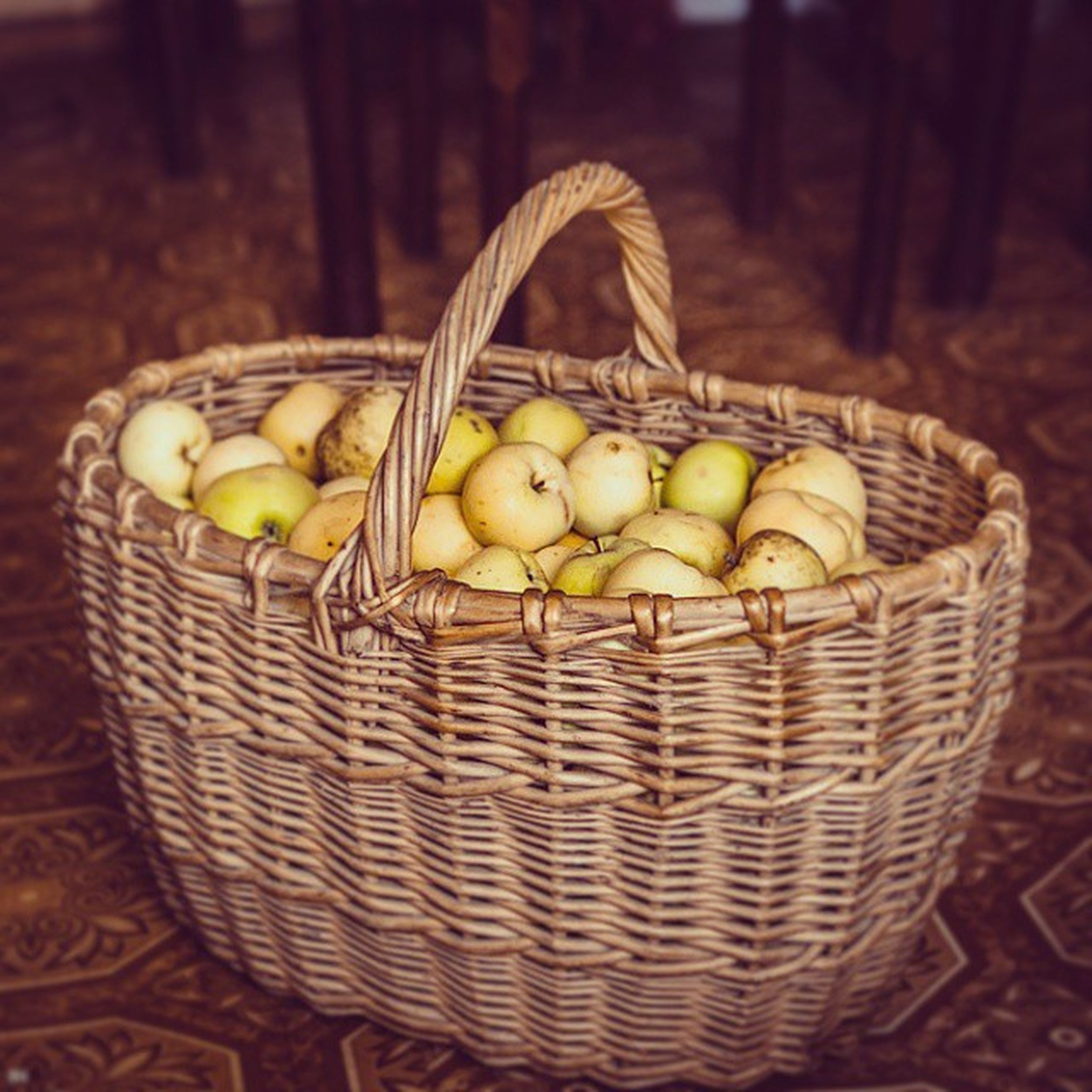 food and drink, food, healthy eating, freshness, fruit, close-up, indoors, still life, focus on foreground, vegetable, table, basket, no people, selective focus, organic, raw food, day, high angle view, bowl, ripe