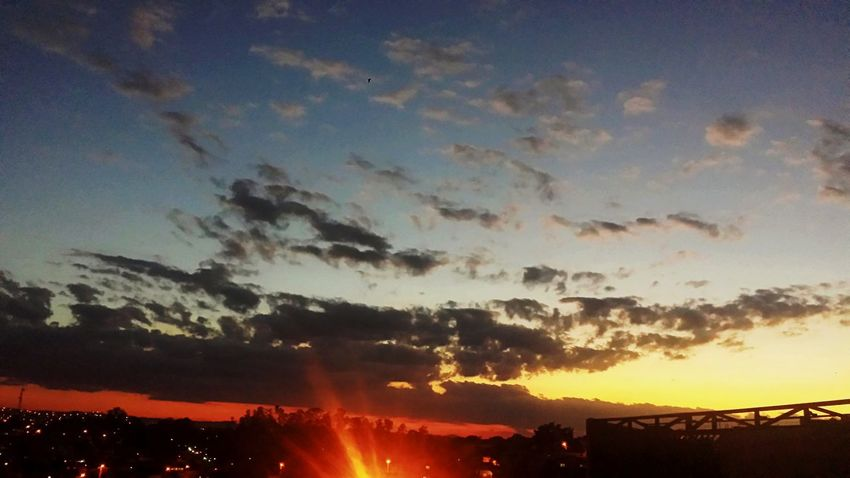 Cloud - Sky Sky Skylovers Taking Photos Cloudporn Sunset_lovers Clouds And Sky Sunset