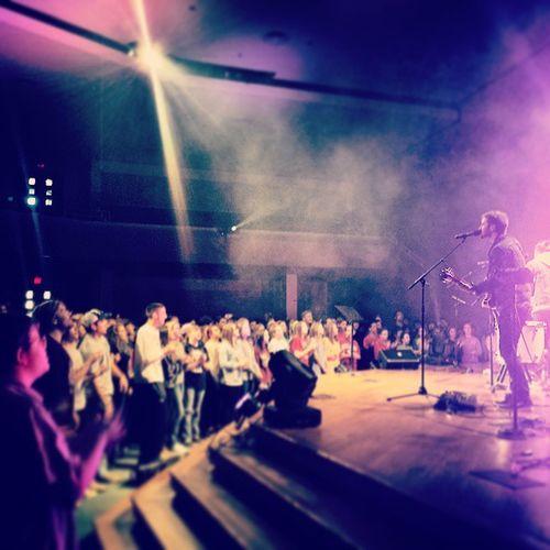 Move15 Venuestudents Worship Saturday morning...