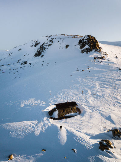 Seaman's Hut was built as a refuge for lost and endangered back country hikers caught in storms. It also makes for a pretty incredible photo location during the winter. Australia Australian Landscape Kosciuszko National Park Winter Adventure Aerial View Backcountry Cold Temperature Drone Photography Environment Frozen Land Landscape Mavic Pro Mountain Mountains Outdoors Seamanshut Snow Snowcapped Mountain Travel Destinations Week On Eyeem White Color Winter The Great Outdoors - 2018 EyeEm Awards The Traveler - 2018 EyeEm Awards A New Beginning A New Perspective On Life Capture Tomorrow