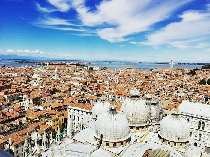 Venice Venice Venice, Italy Italy Cityscape Architecture Colour Of Life Sky City View  Venezia Photography Clouds