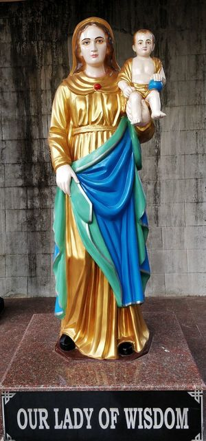 Our Lady Virgin Mary