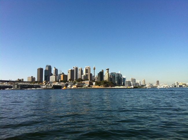 Photos of Sydney, Australia 2012 Architecture Building Exterior Built Structure City Cityscape Clear Sky Day Modern Nature No People Outdoors Sea Skyscraper Tower Urban Skyline Water Waterfront