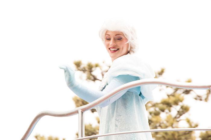 Photography Disneyland Frozen デズニーランド アナと雪の女王