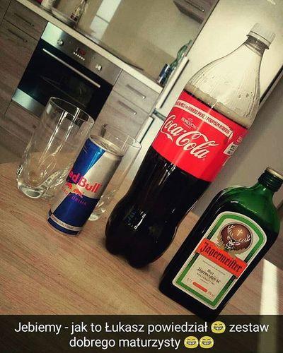 Pijemy Alkoholizujemy SIE  Za Zdanamatura Jägermeister Love Z Misiem Zawsze Spoko