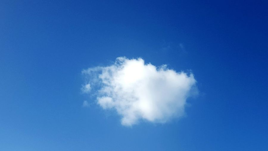 Cloud. Blue Sky
