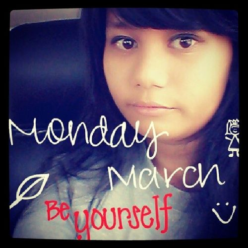 Good morning. .^.^ Happy monday, have a nice day..♥ Me Myself Selfie Silviana 실피아나 조실현 Malinau EastBorneo NorthBorneo Indonesia Asian ELFINA SJFans 엞