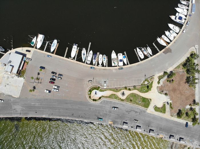 Harbor bay Marina boat Boats⛵️ yachting yacht Mavic air tourism destination aerial view Aerial Shot Ways Of Seeing Harbor Bay Marina Boat Boats⛵️ Yachting Yacht Mavic Air Tourism Destination Aerial View Aeriel Photo Dronephotography Waterfront Water Ocean View Oceanside Sea Seascape Skateboard Park City Sport High Angle View Sky Coast The Great Outdoors - 2018 EyeEm Awards The Traveler - 2018 EyeEm Awards