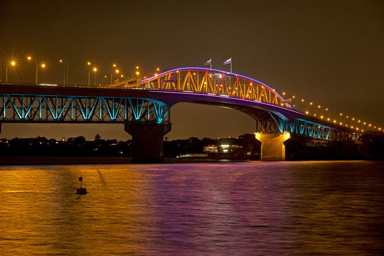 Auckland Auckland Harbour Bridge