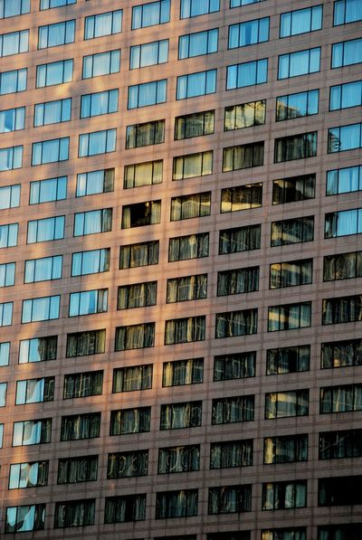 Mirror Effect Glass Reflection Reflection Taking Photos Exploring Warsaw Architecture Walking Around