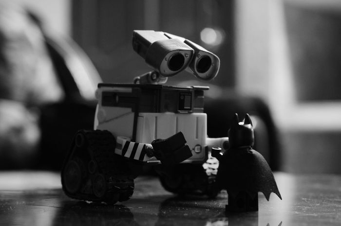 Toys Day LEGO Mexico Batman Yúcatan Tiny Hobbies Toy Photography No People Toyphotography Batman Lego Legos Wall E