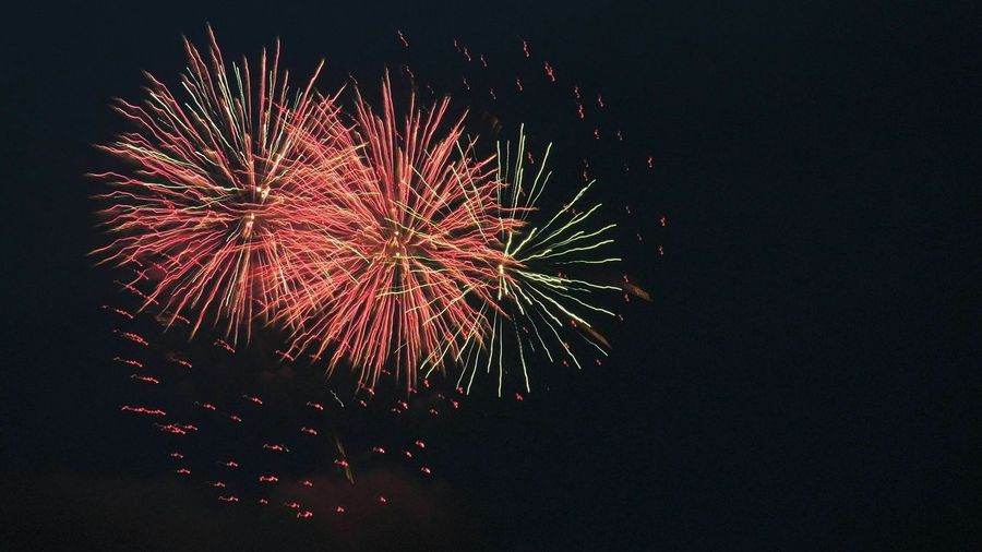 Fireworks❤ Colors Fireworks Pattern, Texture, Shape And Form