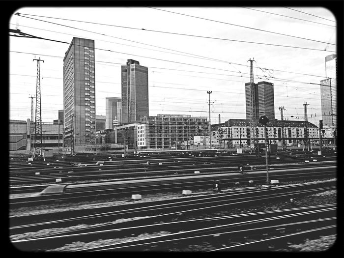 Ffm Hbf. Verdammte Bahn, 3h nach Arbeitsschluss endlich daheim Taking Photos Hello World