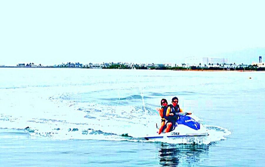 Adventure Club Jetski Jetskiing Jetski Ride Sea Hawaii That's Me Cool Need For Speed Water Enjoying Life Adventure People Together