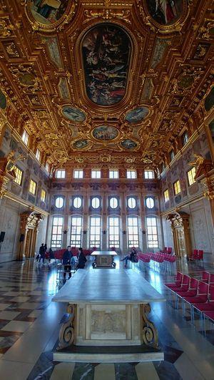 GOLDENER SALLE Goldener Salle Augsburg GERMANY🇩🇪DEUTSCHERLAND@ City Place Of Worship Architectural Column Religion History Spirituality Window Ceiling Dome Arch