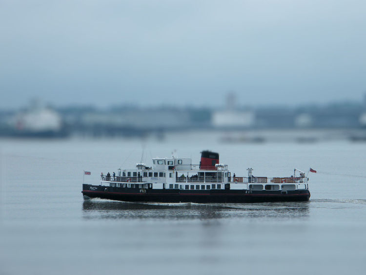 Beauty In Nature Boat Calm Day Ferry Ferry Across The Mersey Ferryboat Idyllic Liverpool Liverpool Waterfront Mode Of Transport Nature Nautical Vessel Ocean Outdoors Rippled River Boat Scenics Selective Focus Sky Tiltshift Waterfront Mersey Ferry Mersey Beat