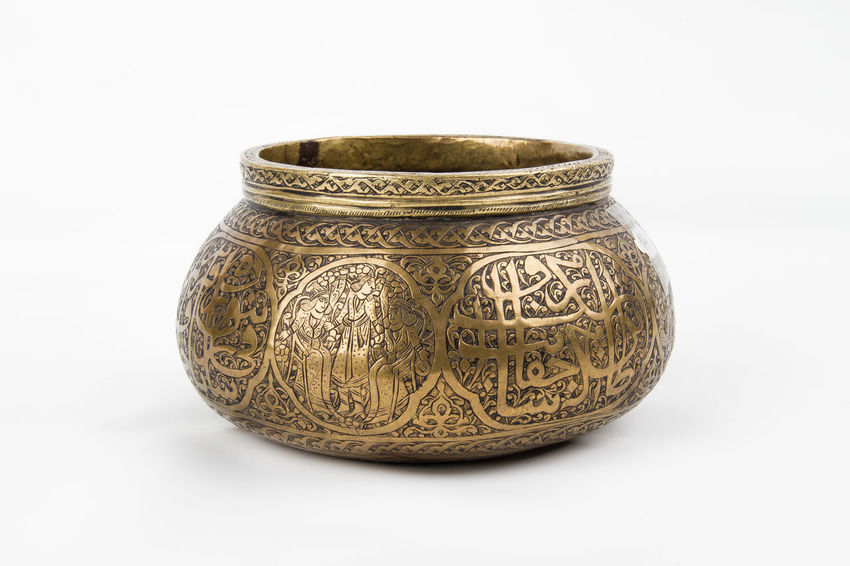 Quality Time Antique Art Close-up Islamic No People Original Wealth White Background
