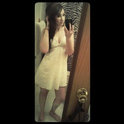 Awkwardself Dress AllSmiles  Weirdgirl Love <3