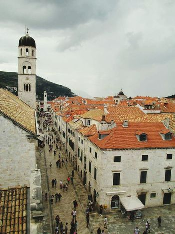 Flying High Dubrovnik, Croatia