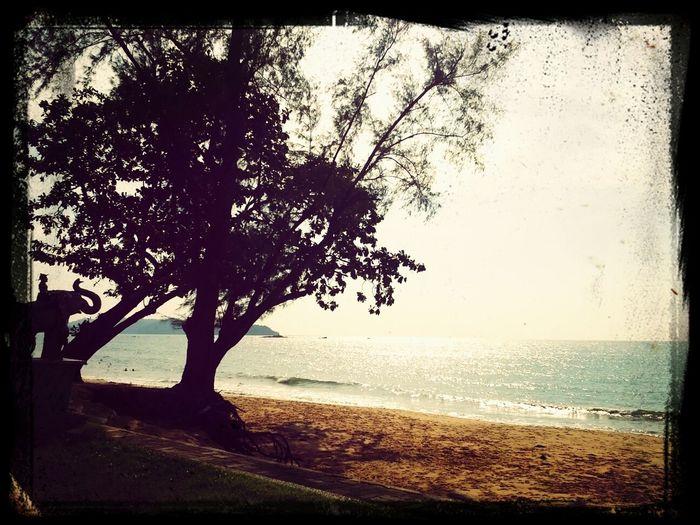 khao lak - first day :)
