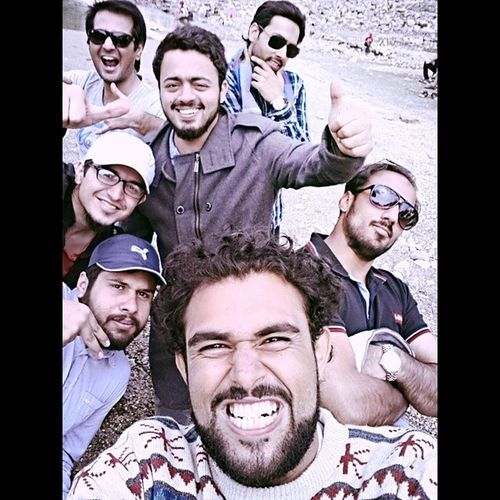 Road to Rama lake. Omg, my eye. Pakistan GoodTimes Adventure Happy7days 2014 goodmemories greatnewfriends