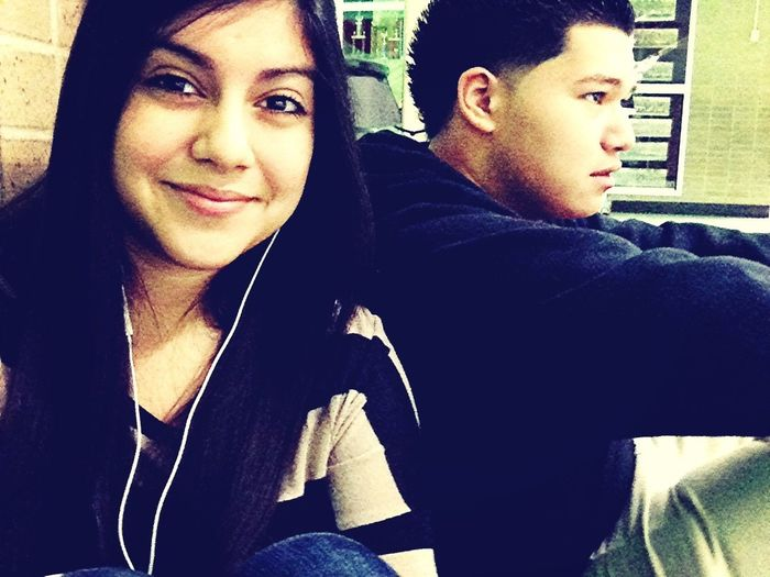 First Picture I Look Ugly But Andres >>