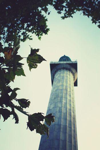 """Martyrs Monument, Fort Greene Park, Brooklyn"""