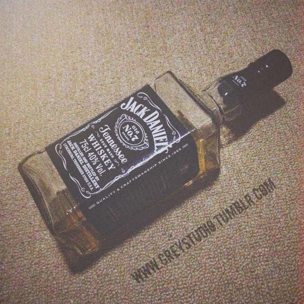 📷: iPhone 4s Enjoying Life StillLifePhotography Jackdaniels Wiskey Alcohol Bottles Hanging Out Liquor