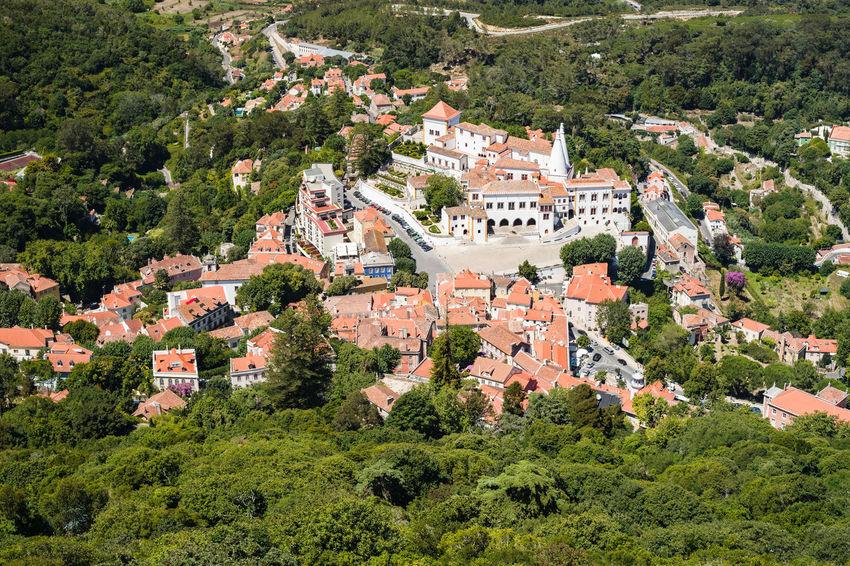Sintra, Portugal Culture Europe Hystorical Buildings Hystorical Place Palacio Nacional De Sintra Portugal Sintra Sintra (Portugal) Sintra, Portugal Travel Destinations UNESCO World Heritage Site Village
