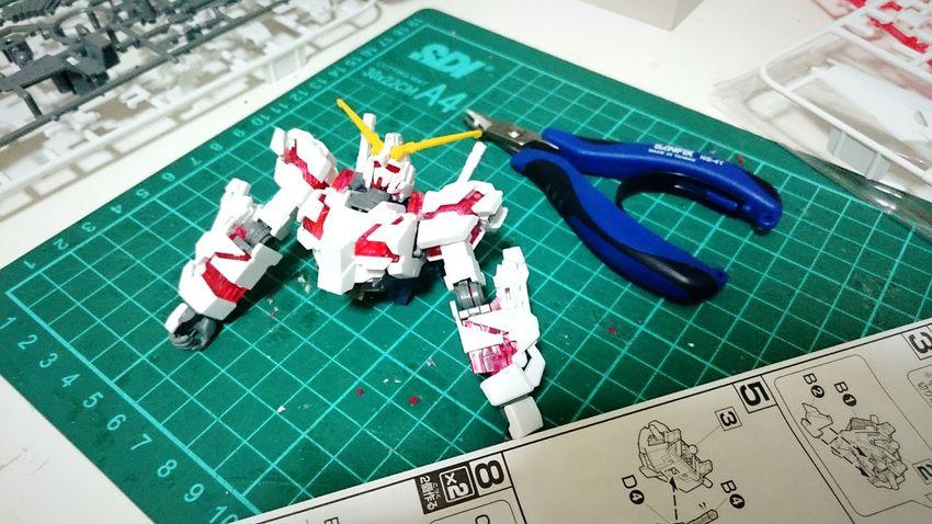 My Hobby Gunpla Gundam BANDAI Plastic Model