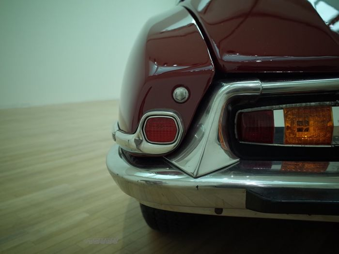 Good-bye Golden week. Long Holiday Holiday Museum Citroen Car Gabrielorozco Back View Art Great Performance
