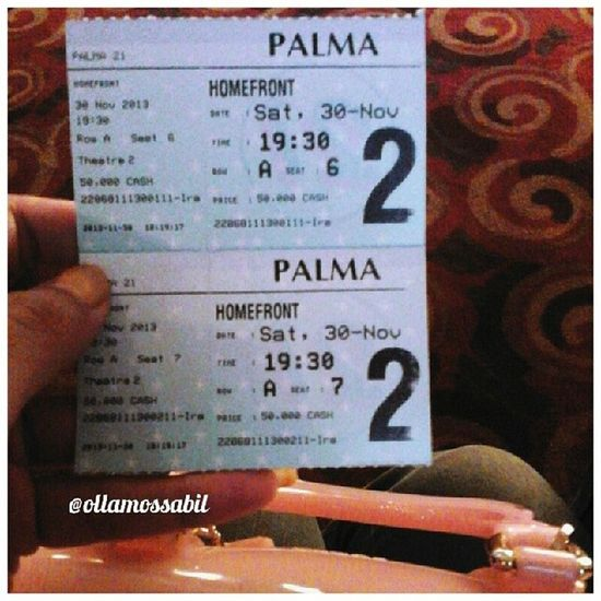 Homefront time ~~ .. .. with @rianstatham .. thank you baby .. ..